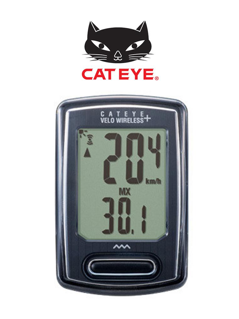 ไมล์ Cateye รุ่น Velo Wireless+ มีไฟ Backlight