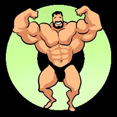 Super Muscle Man