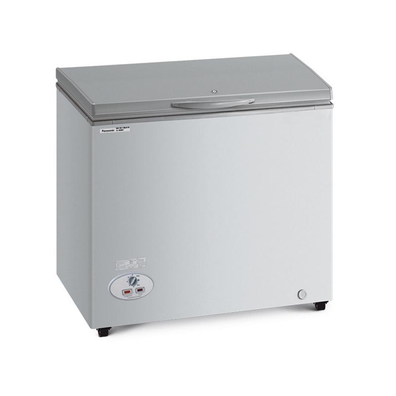 PANASONIC ตู้แช่แข็ง ความจุ 6.5 คิว รุ่น SF-PC697 - White