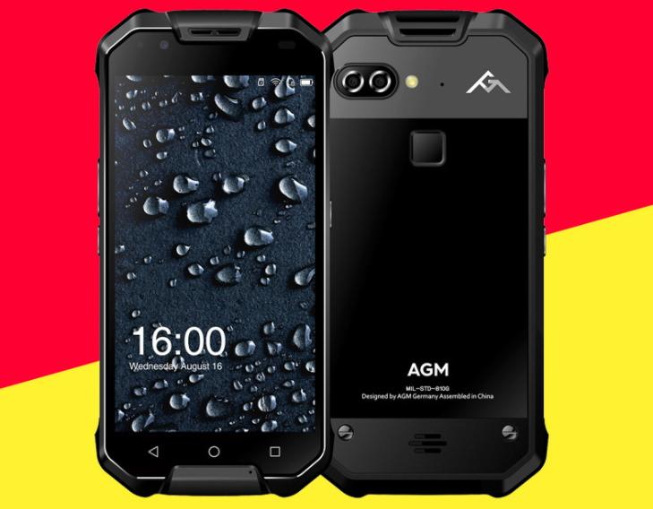 โทรศัพท์มือถือ AGM X2
