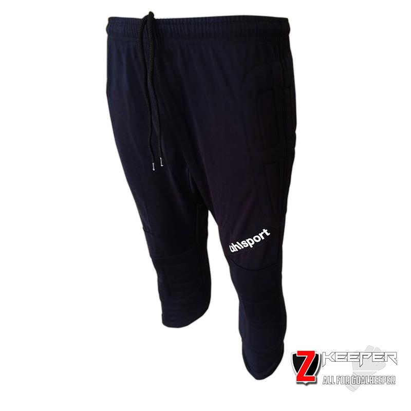 กางเกงผู้รักษาประตูสามส่วน Uhlsport 3/4PANT