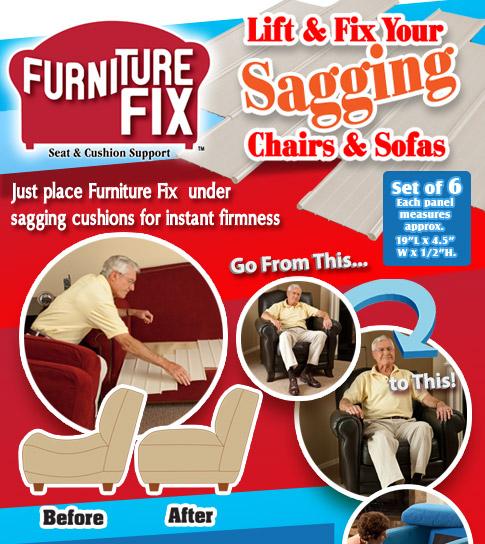 ชุดซ่อมอุปกรณ์ เก้าอี้ โซฟา FURNITURE FIX