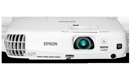 EPSON EB-W16 (3D) ANSI 3000 WXGA 10000:1