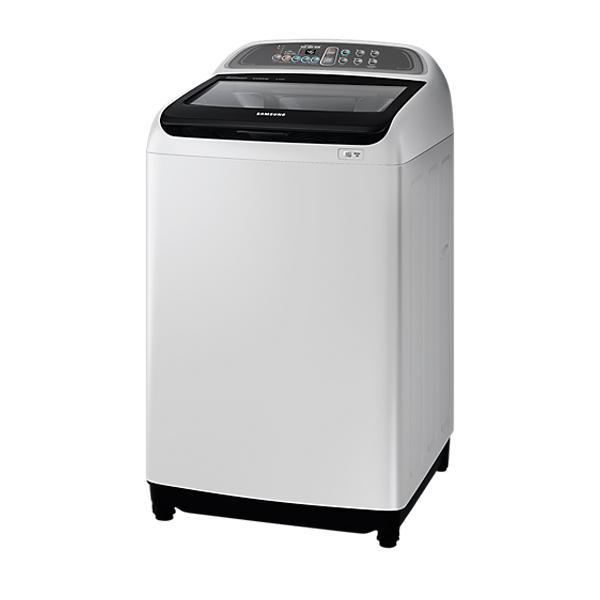 Samsung เครื่องซักผ้าอัตโนมัติฝาบน 8.5 กิโลกรัมรุ่น WA85J5711SG