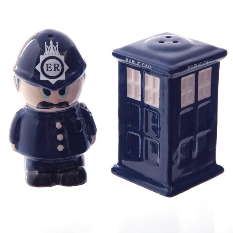 ขวดใส่เครื่องปรุงตำรวจอังกฤษ