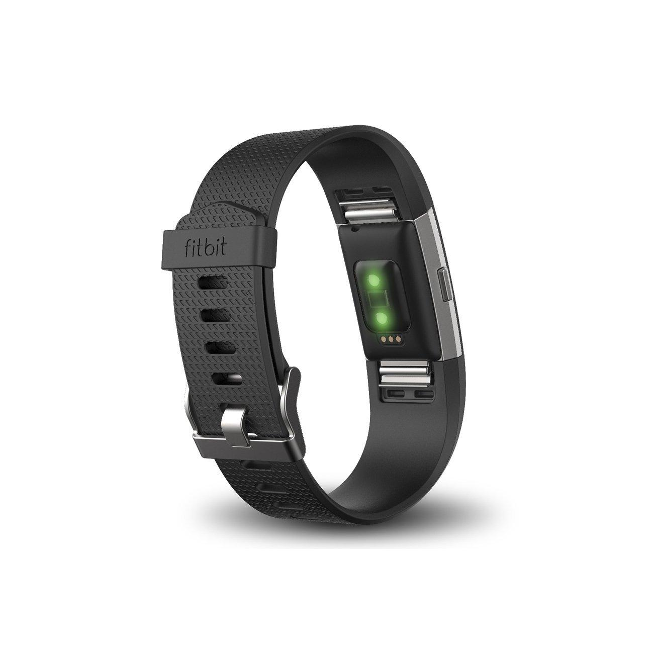 สายรัดข้อมือฟิตเนส Fitbit Charge 2