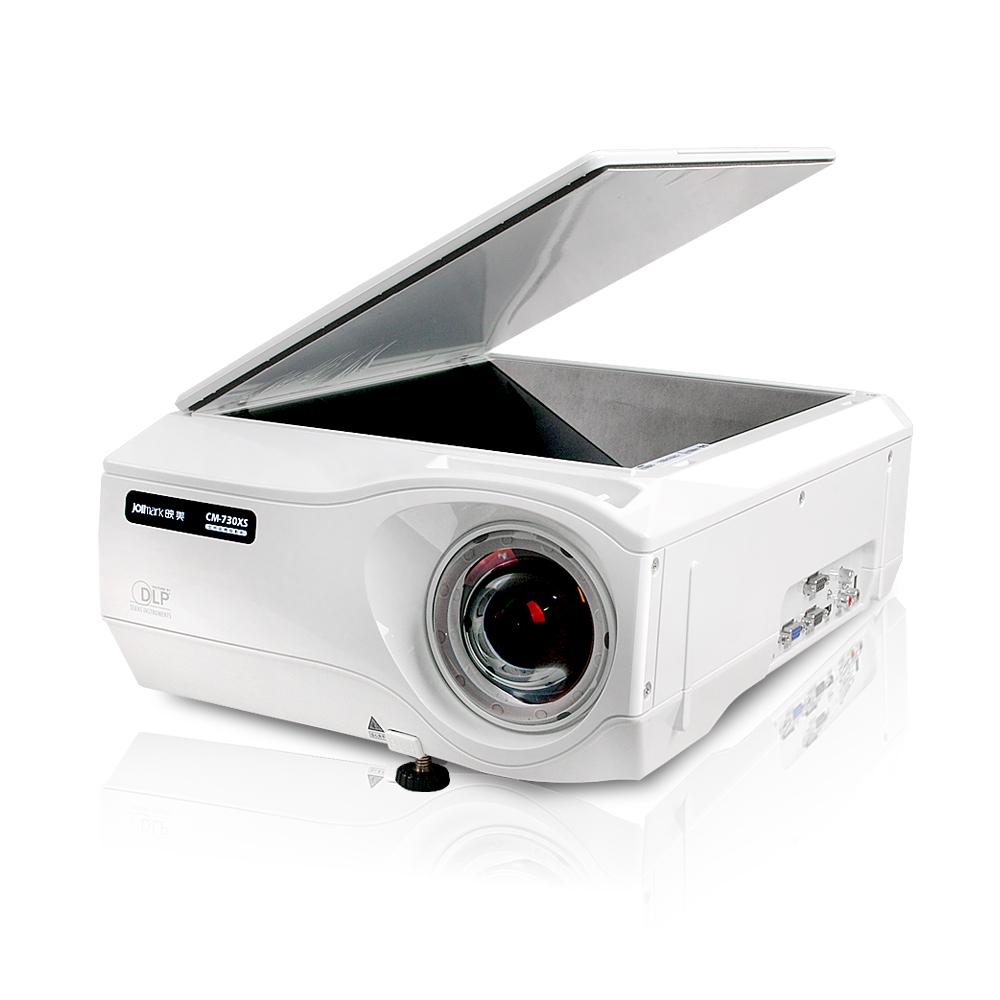JoliMark CM-730XS Projector Scanner โปรเจคเตอร์ 2in1 ลูกผสมเครื่องเดียวครบ
