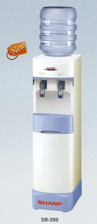 Sharp เครื่องทำน้ำร้อน-น้ำเย็น มีขาตั้ง รุ่น SB-29S - White