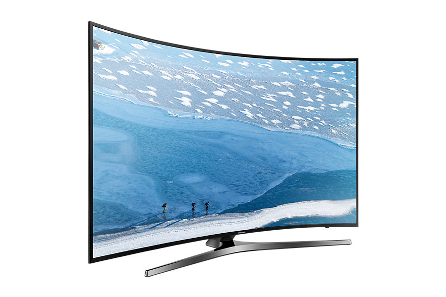 Samsung 4K Digital Smart Curved UHD LED TV ขนาด 55 นิ้วรุ่น UA-55KU6500