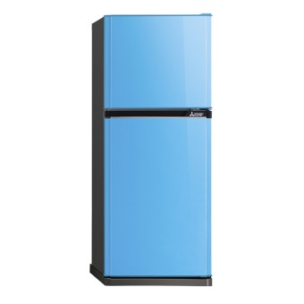 Mitsubishi ตู้เย็น 2 ประตู 9.7Q Flat Design รุ่น MR-FV29J-BL สีฟ้า