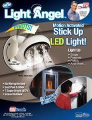 หลอดไฟเซ็นเซอร์ Light angel