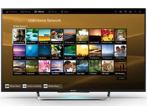 "Sony 3D Internet TV 42"" KDL-42W800B"