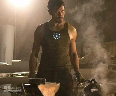 เสื้อกล้าม iron man