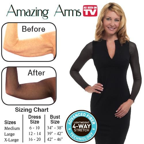 เสื้อ amazing arms