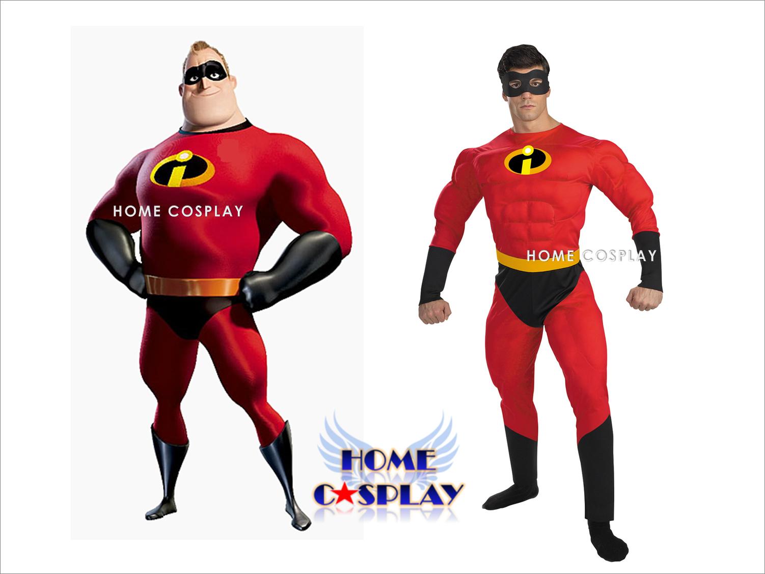 ชุดเดอะ อินเครดิเบิ้ล The Incredibles