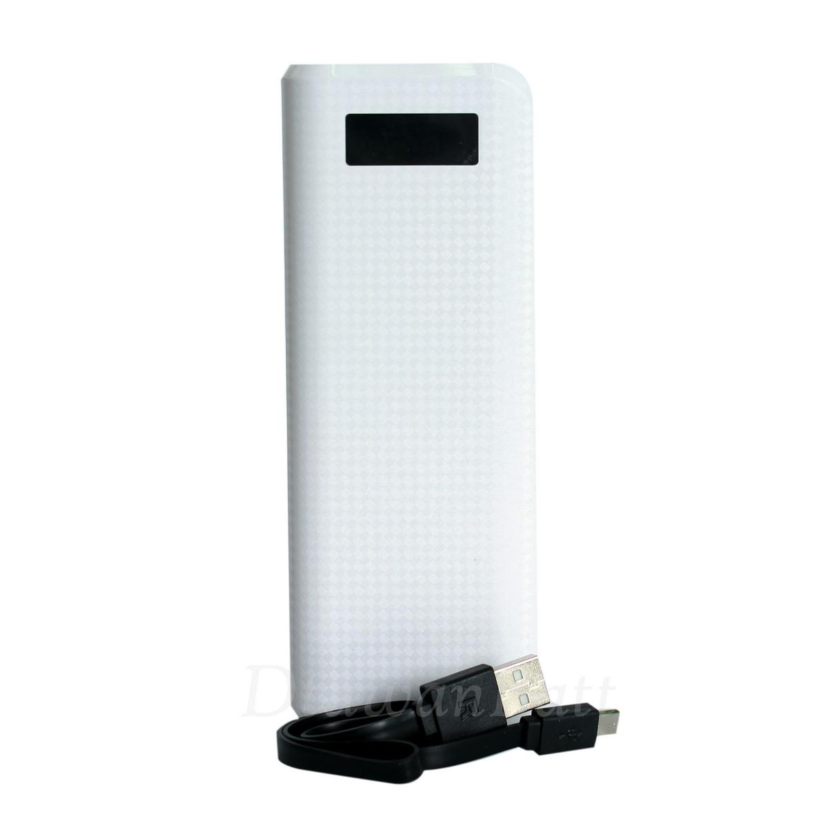 พาวเวอร์แบงค์ Remax Proda,แบตสำรอง Remax Proda,powerbank Remax Proda 20000mah ของแท้ 100% (สีขาว)