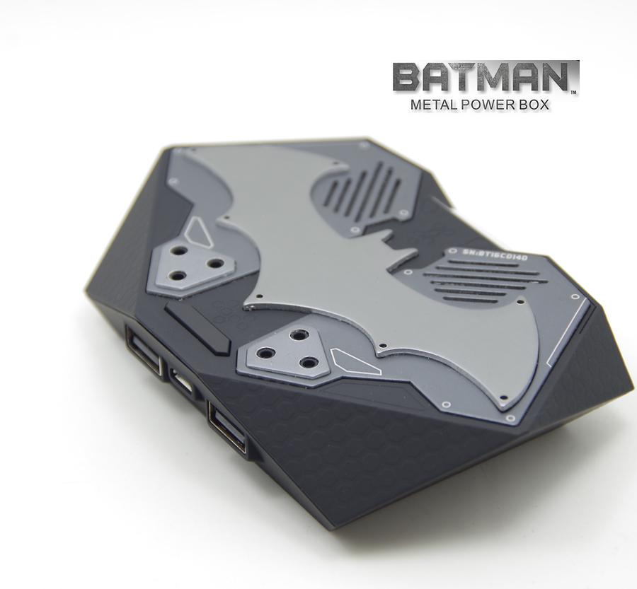 แบตสำรองแบทแมน BATMAN