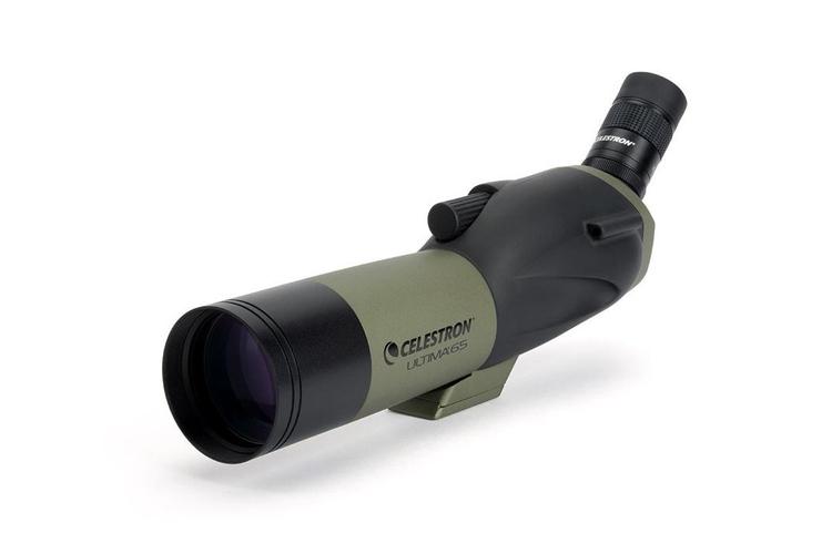 กล้องส่องทางไกล ตาเดียว celestron 18-55x65A