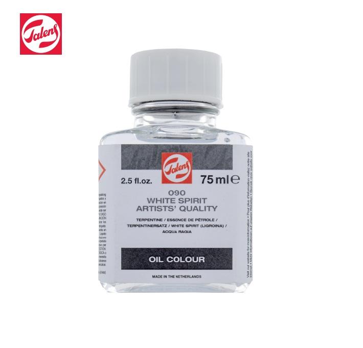 น้ำยาล้างสีน้ำมันTalens White Spirit No.090, 75 ml.