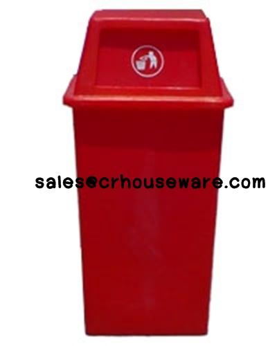 ถังขยะเนื้อโพลีเอทธิลีน 140 ลิตร 001-TC140NS Trash poly ethylene. 140 liter. 001-TC140NS