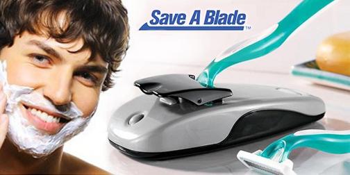 เครื่องลับใบมีดโกนอัตโนมัติ Save a Blade