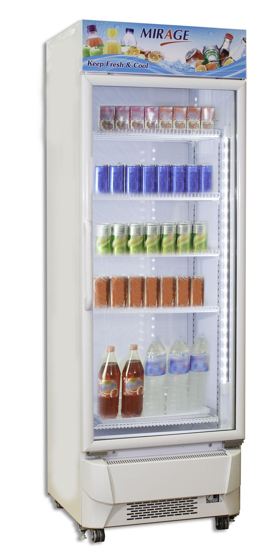 Mirage ตู้แช่เย็น / เครื่องดื่ม 1 ประตู จุ 15.9 คิว/460 ลิตร รุ่น BC159