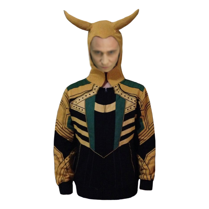เสื้อแจ๊คเก็ตโลกิ Loki hoddie