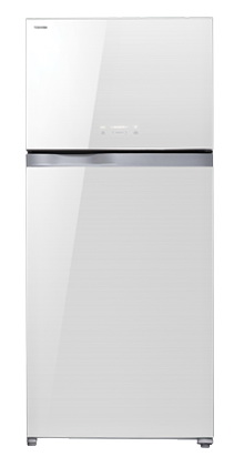 Toshiba ตู้เย็น อินเวอร์เตอร์ 2ประตู 21.8Q รุ่น GR-WG73KDAZ สีขาว
