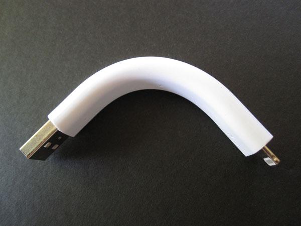 สายชาร์จแบตเตอรี่แบบสั้น Trunk iPhone 5