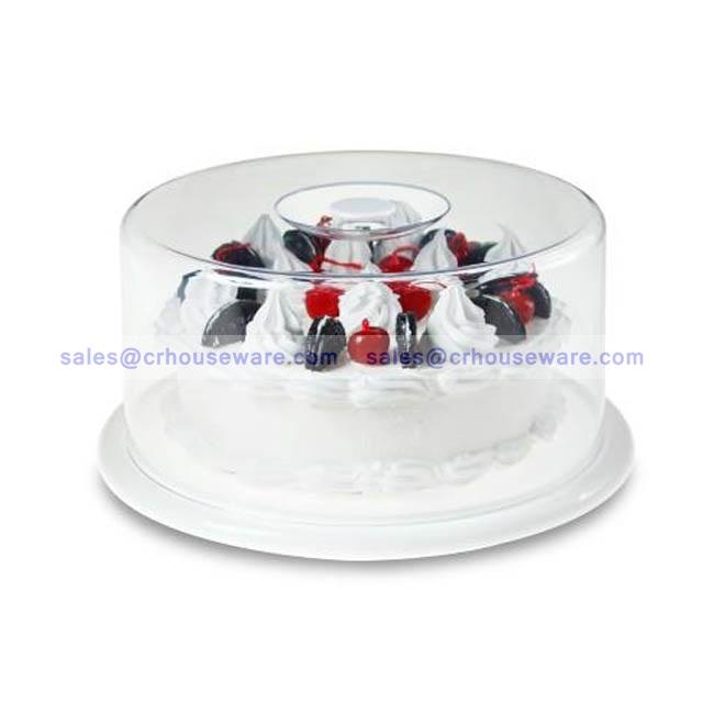 ฝาครอบขนมเค้ก 3+3 Pounds 1 ชุดประกอบด้วย กล่องเค้ก 2 ใบ 005-NA-26-SET