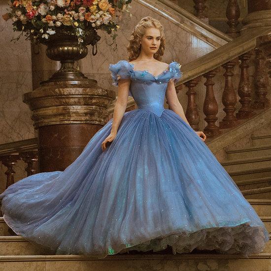 Premium Set: ชุดเจ้าหญิงซินเดอเรลล่า 2015 Cinderella 2015