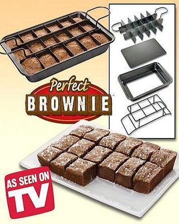 ถาดอบบราวนี่ BROWNIE PERFECT PAN SET