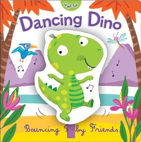 Wiggle Books : Dancing Dino (Mandy Stanley)