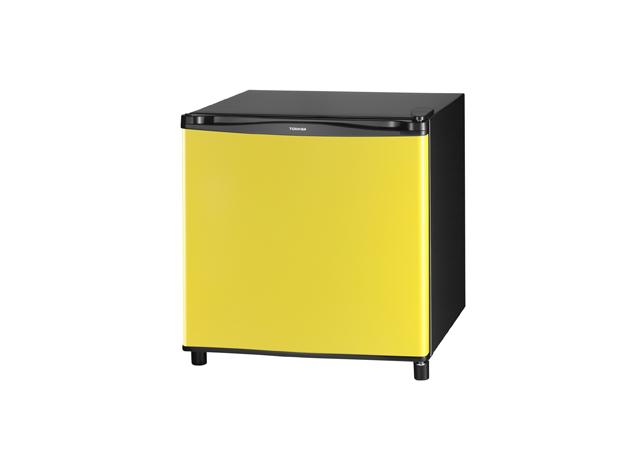 Toshiba ตู้เย็น มินิบาร์ 1.7Q รุ่น GR-A706 สีเหลือง