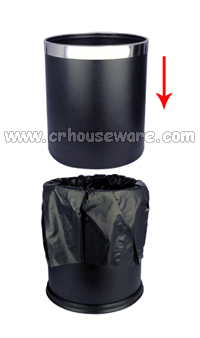 ถังขยะสแตนเลส 001-H14-002-00044