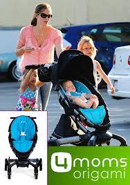 รถเข็นเด็ก Origami Stroller