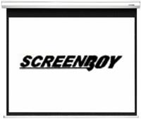 Screen Boy จอแขวนมือดึง (WALL SCREEN)