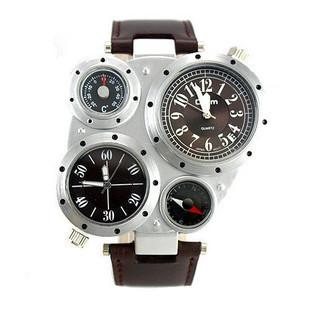 นาฬิกา Oulm Multifunction