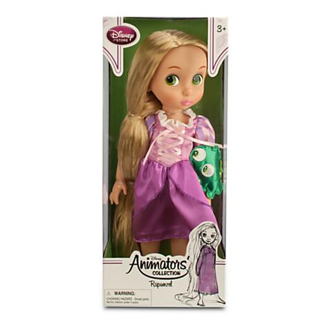 Animators' Collection Rapunzel Doll ตุ๊กตาเจ้าหญิงดิสนีย์ ตุ๊กตาแอนิเมเตอร์ ราพันเซล จากการ์ตูนเรื่องราพันเซล Rapunzel (รุ่น 3 มีตุ๊กตาที่ข้อมือ) ขนาดความสูง 16 นิ้ว สินค้านำเข้า Disney USA แท้ 100% ค่ะ