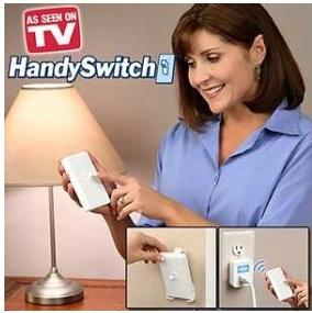 ปลั๊กไฟอัจฉริยะ handy switch