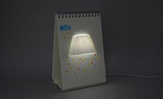 โคมไฟปฏิทิน led