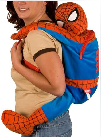 เป้สะพาย spiderman