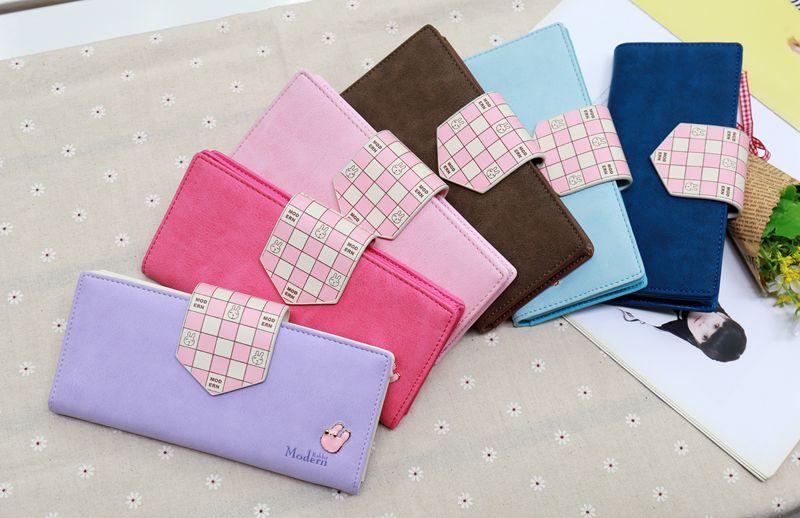 กระเป๋าสตางค์ ผู้หญิง Modern Rabbit