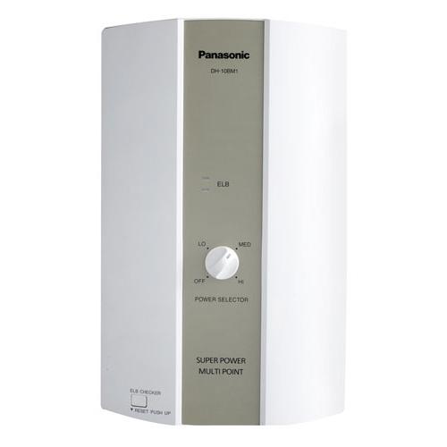 Panasonic เครื่องทำความร้อน Multi Point 10,000W ปรับไฟได้ 3 ระดับ รุ่น DH-10BM1 สีขาว