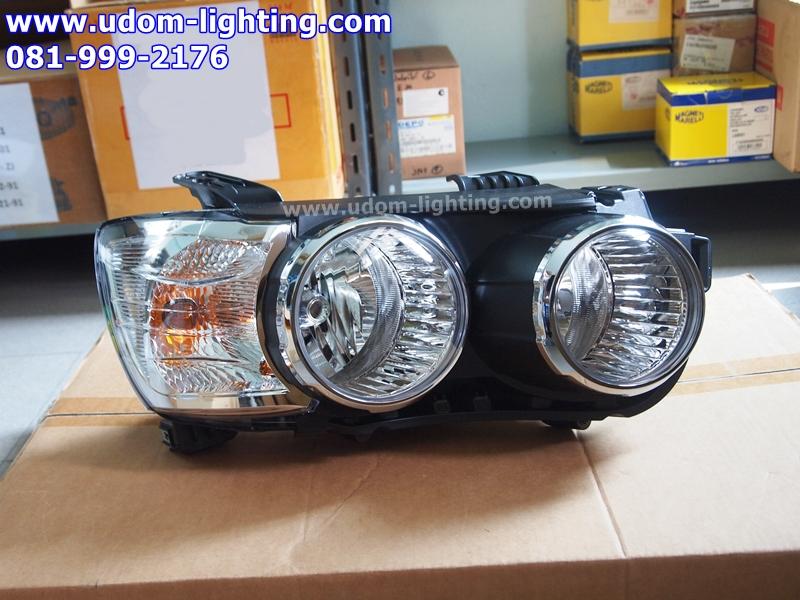 ไฟหน้า SONIC โคมชุบ / Head Lamp, 96831