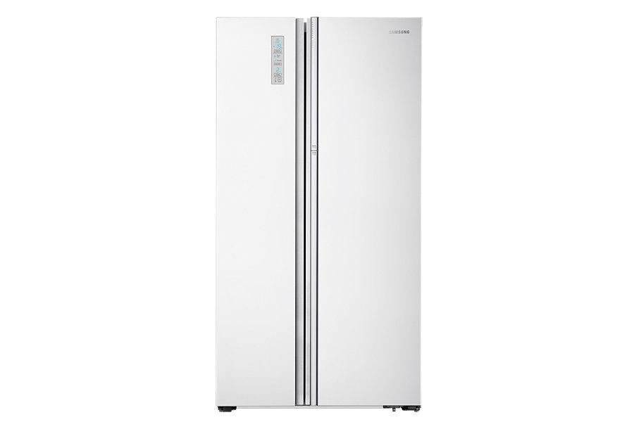 Samsung ตู้เย็น Side by Side Food Showcase ความจุ 625 ลิตร รุ่น RH60H8130WZ/ST