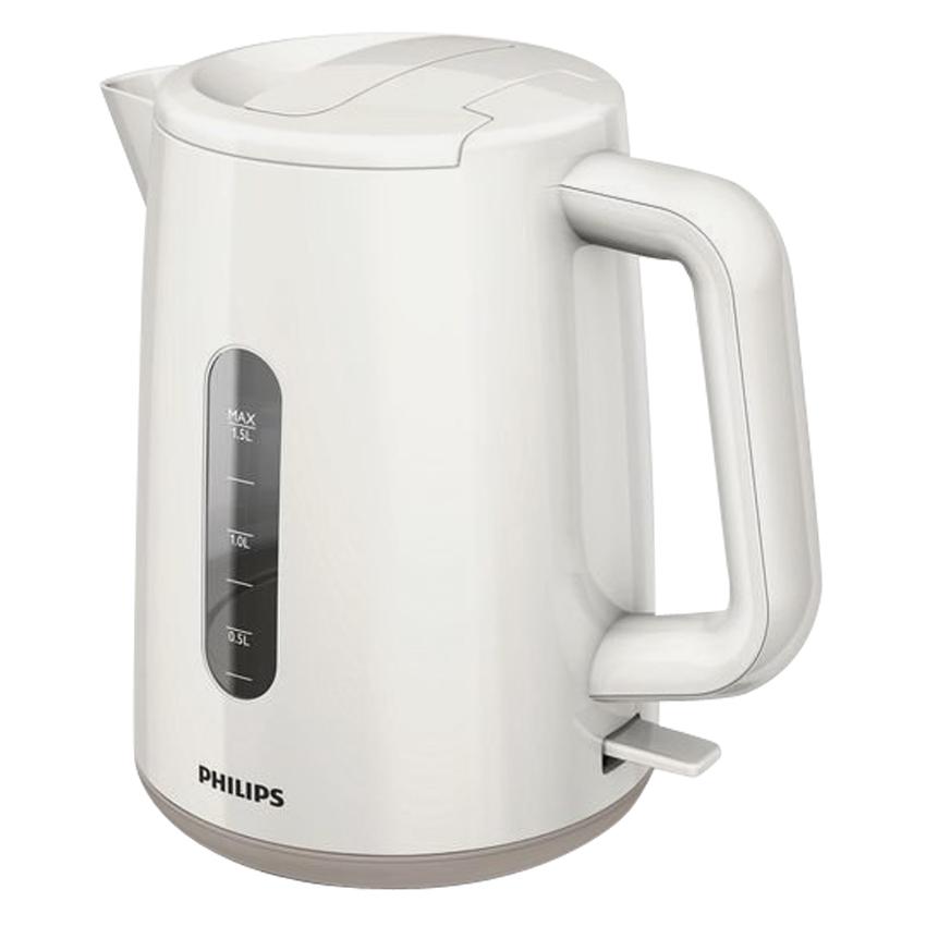 Philips กาต้มน้ำไฟฟ้า1.5 ลิตร รุ่น HD9300 (white)