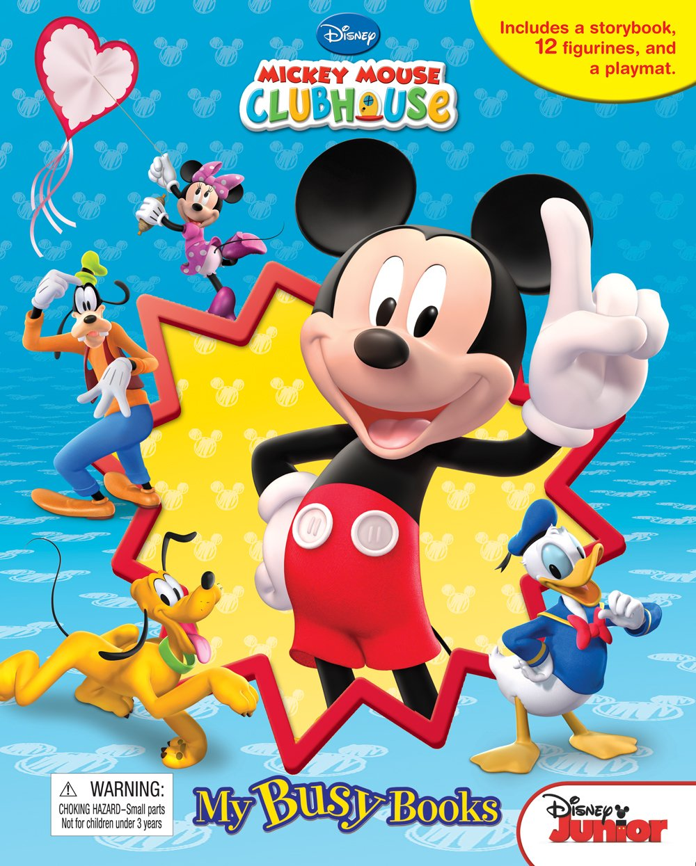 My Busy Books : Disney Mickey Mouse Club House (Disney Junior)