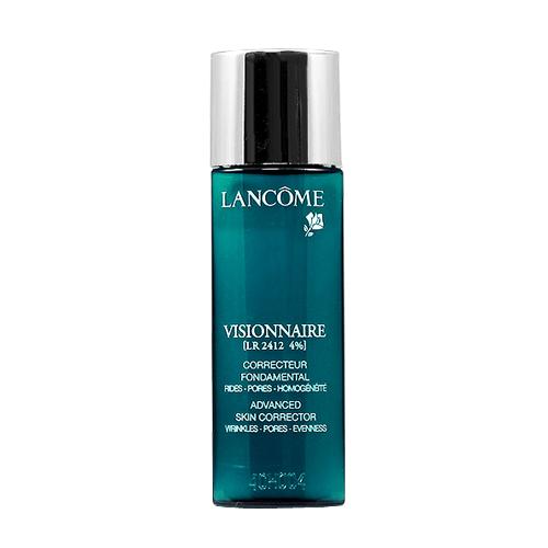 Lancome Visionnaire LR 2412 4% - Cx Advanced Skin Corrector ขนาดทดลอง 7ml. ผลิตภัณฑ์ที่กูรูบล็อกเกอร์แนะนำ ที่สุดแห่งประสิทธิภาพที่ทำให้ผู้หญิง 2 ใน 3 คนที่ตั้งใจทำเลเซอร์ต้องเปลี่ยนใจ ช่วยลดเลือนริ้วรอย สีผิวดูสม่ำเสมอ รูขุมขนดูกระชับ