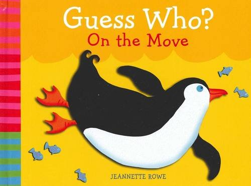 Guess Who? : On The Move (Jeannette Rowe)